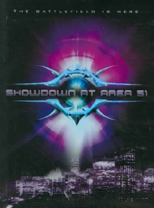 SHOWDOWN AT AREA 51 - Format: [DVD Movie]