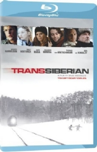 TRANSSIBERIAN - Blu-Ray Movie
