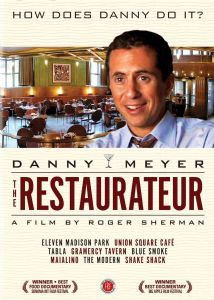 RESTAURATEUR - DVD Movie