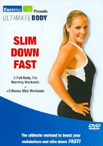 SLIM DOWN FAST - Format: [DVD Movie]