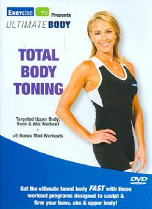 TOTAL BODY TONING - Format: [DVD Movie]