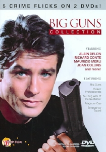 BIG GUNS COLLECTION - DVD Movie
