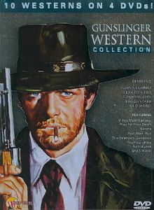 GUNSLINGERS WESTERN COLLECTION - DVD Movie