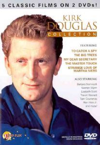 KIRK DOUGLAS COLLECTION - DVD Movie