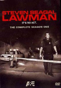STEVEN SEAGAL:LAWMAN:COMPLETE SSN 1 - DVD Movie