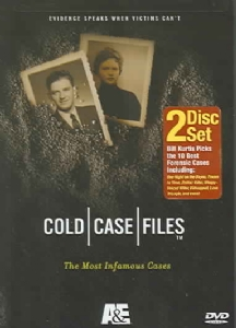 COLD CASE FILES:MOST INFAMOUS CASES - Format: [DVD