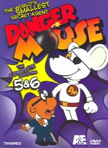 DANGER MOUSE:COMPLETE SEASONS 5 & 6 - Format: [DVD