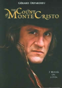 COUNT OF MONTE CRISTO - DVD Movie