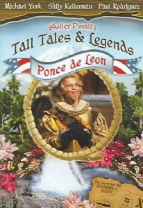 TALL TALES & LEGENDS:PONCE DE LEON - Format: [DVD