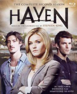 HAVEN:COMPLETE SECOND SEASON - Blu-Ray Movie