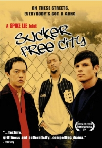 SUCKER FREE CITY - Format: [DVD Movie]