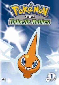 POKEMON DP GALACTIC BATTLES:VOLUME 1 - DVD Movie