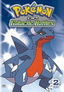 POKEMON DP GALACTIC BATTLES:VOLUME 2 - DVD Movie