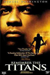 REMEMBER THE TITANS - Format: [DVD Movie]
