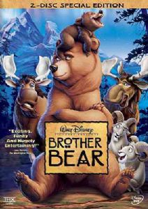 BROTHER BEAR - Format: [DVD Movie]