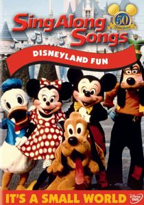 SING ALONG SONGS:DISNEYLAND FUN - Format: [DVD Mov