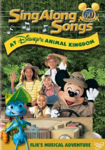 SING ALONG SONGS:FLIK'S MUSICAL ADVEN - Format: [D