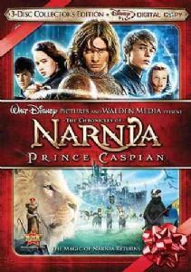 CHRONICLES OF NARNIA:PRINCE CASPIAN - Format: [DVD