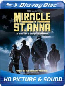 MIRACLE AT ST ANNA - Format: [Blu-Ray Movie]