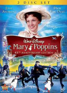MARY POPPINS 45TH ANNIVERSARY EDITION - Format: [D
