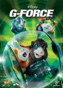 G FORCE - DVD Movie