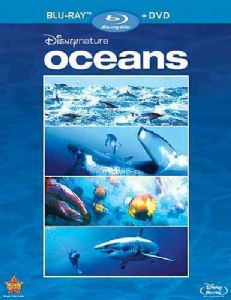 DISNEYNATURE:OCEANS - Blu-Ray Movie