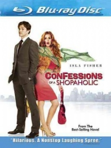 CONFESSIONS OF A SHOPAHOLIC - Blu-Ray Movie