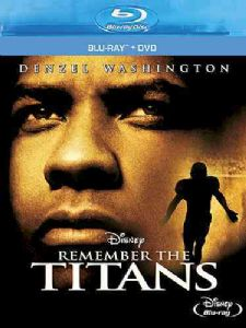 REMEMBER THE TITANS - Blu-Ray Movie