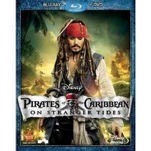PIRATES OF THE CARIBBEAN:ON STRANGER - Blu-Ray Mov