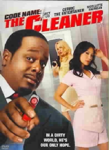 CODE NAME:CLEANER - Format: [DVD Movie]