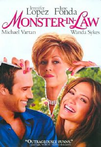 MONSTER IN LAW - DVD Movie