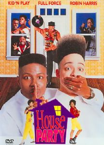HOUSE PARTY - Format: [DVD Movie]