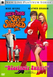 AUSTIN POWERS:SPY WHO SHAGGED ME - Format: [DVD Mo