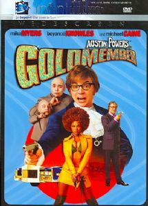 AUSTIN POWERS IN GOLDMEMBER - Format: [DVD Movie]