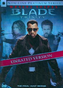 BLADE:TRINITY - Format: [DVD Movie]