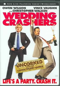 WEDDING CRASHERS - Format: [DVD Movie]