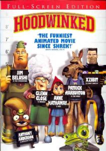 HOODWINKED - DVD Movie