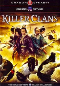 KILLER CLAN - DVD Movie