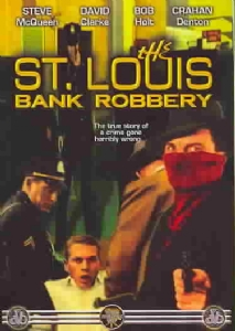 ST. LOUIS BANK ROBBERY - Format: [DVD Movie]