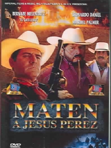 MATEN A JESUS PEREZ - Format: [DVD Movie]