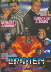 CRIMEN EN CHIHUAHUA - Format: [DVD Movie]