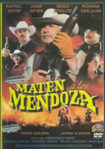 MATEN A LOS MENDOZA - Format: [DVD Movie]