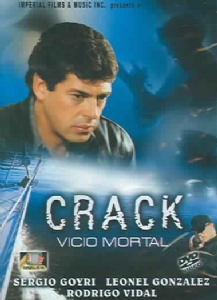 CRACK VICIO MORTAL - Format: [DVD Movie]