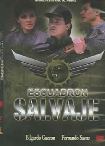 ESCUADRON SALVAJE - Format: [DVD Movie]