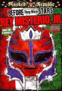 BEFORE THEY WERE STARS:REY MISTERIO J - DVD Movie