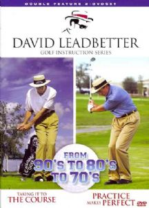 DAVID LEADBETTER'S FROM 90'S TO 80'S - Format: [DV