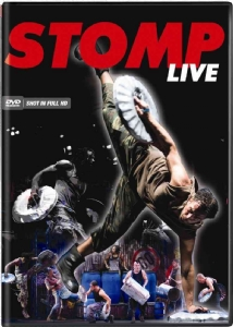 STOMP LIVE - Format: [DVD Movie]
