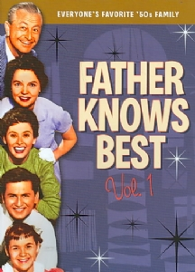 FATHER KNOWS BEST VOL 1 - Format: [DVD Movie]