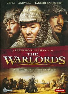 WARLORDS - DVD Movie