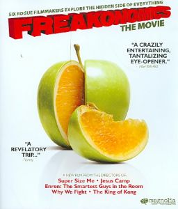 FREAKONOMICS - Blu-Ray Movie